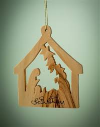 the finest olive wood christmas ornaments nativities and crosses