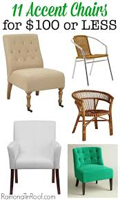 Inexpensive Armchairs Best 25 Accent Chairs Under 100 Ideas On Pinterest Neutral
