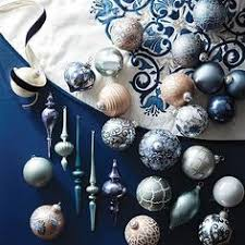 matte turquoise ball christmas ornament horchow holiday 2016