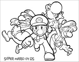 super mario bros party ideas freebies coloring books