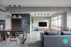 Hdb 4 Room Interior Design Ideas
