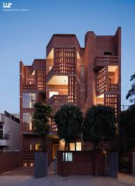 Front Elevations Of Indian Economy Houses by Delhi Defence Colony House By Vir Mueller Architects Buildings