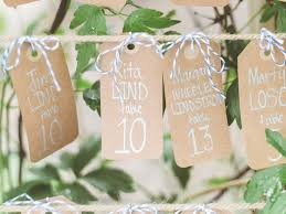 wedding reception etiquette place cards for wedding guests dates