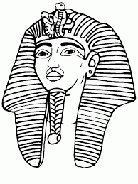 ancient egypt coloring printable coloring book sheet