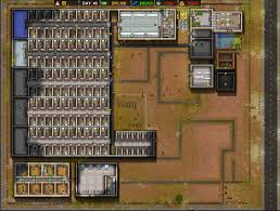 looking for general prison layout advice prisonarchitect