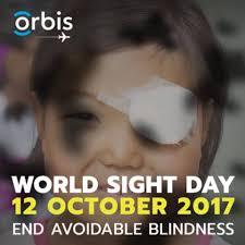 World Blindness Day World Sight Day Facebook Frame Orbis