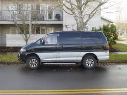 mitsubishi delica for sale cc capsule mitsubishi delica space gear 4 4 van u2013 it checks all