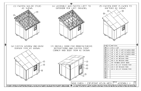 Tiny Cabin Plans by Mini Cabin Plans