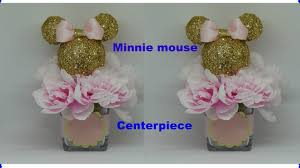 minnie mouse center pieces minnie mouse centerpiece