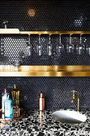 Black Backsplash Kitchen 87 Best Backsplash Images On Pinterest Backsplash Ideas Kitchen
