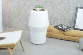 bios urn this high tech urn lets you grow a tree from your loved one s
