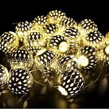 amazon com lohome led lights 10 49 ft 30 leds warm white fairy