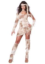 mummy costumes classic scary monster costumes for adults and kids