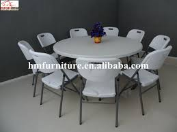 5ft round table in inches secondhand chairs and tables round with folding legs pertaining to