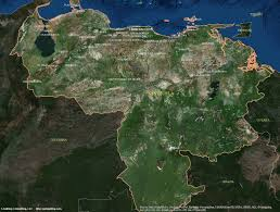 Venezuela Map Venezuela Satellite Maps Leaddog Consulting