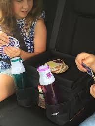 Kids Lap Desk For Car by Backseat Car Organizer For Kids With Play Tray Brats On Board