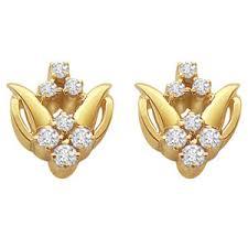 diamond earrings india diamond earrings india
