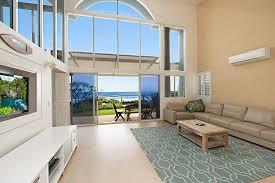 jefferson blue absolute beachfront holiday house palm beach gold