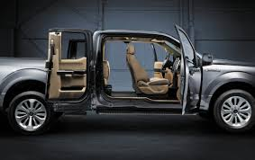 Ford F150 Truck Seats - to improve f 150 u0027s seats ford hired several 265 pound men to sit
