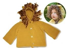 Toto Halloween Costume African Animal Themed Children U0027s Knits Double Halloween