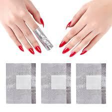 amazon com makartt nail polish remover soak off gel foils nail