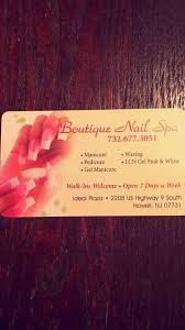 boutique nails home facebook