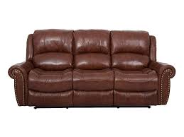 Red Leather Reclining Chair Cheers Sofa Saddle Saddle Leather Reclining Sofa Great American