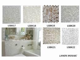 Mother Of Pearl Tiles Bathroom Hexagon White Shell Mosaic Tiles Mother Of Pearl Mosaic Tiles