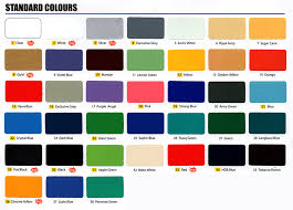 100 wire color code standard malaysia hyundai touch up