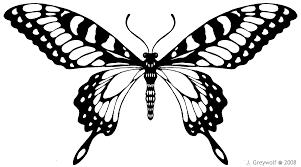 arae butterfly design