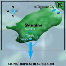 alona resort map alona tropical resort map travelsmart net