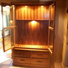 Free Woodworking Plans Gun Cabinets by Woodworking Plans Custom Wood Gun Cabinets Plans Pdf Plans