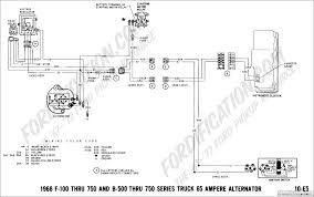ford truck technical drawings and schematics for 1968 f100 wiring