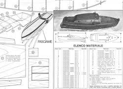 Free Small Wood Boat Plans by Classic Model Boat Plans