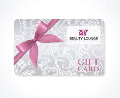 salon gift cards gift card custom amount m y beauty lounge salon spa