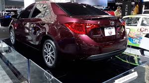 new toyota vehicles 2017 toyota corolla 50th anniversary special edition exterior