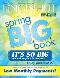 catalog spree fingerhut big book pt 2 catalog a