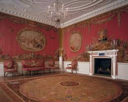 tapestry room from croome court after robert adam manufacture