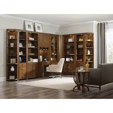 Hooker Bookcases Hooker Furniture Viewpoint L Shaped Bookcase Office Wall Ho 5328