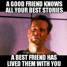 Best Internet Meme - good friend vs best friend meme