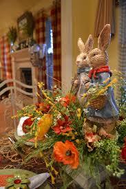 kristen u0027s creations spring bunny tablescape