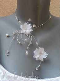 collier de mariage collier de mariée andy un bijou de mariage romantique à souhait