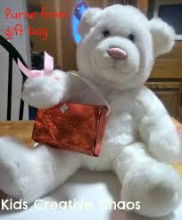 Teddy Bear Crafts For Kids Paper Bag Bear Craft Image Collections Craft Decoration Ideas