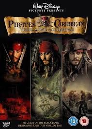 Dublado – Trilogia Piratas do Caribe