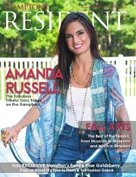 lexus amanda without makeup september hamptons resident magazine with amanda russell by