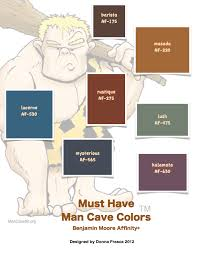 must have man cave colors a color specialist in charlotte
