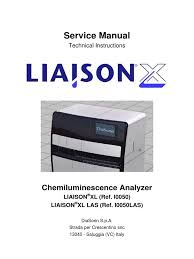 liaison xl service manual 2 0 m0200008696 revision 02 tab gui