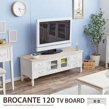 kagu350 rakuten global market table kagu350 rakuten global market brocante 120 tv board snack tv
