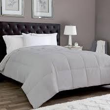 Hotel Down Alternative Comforter Gray Color Down Alternative Comforter Full Queen
