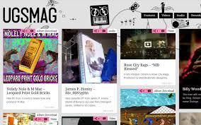 design magazine site magazine style blog layouts for design inspiration website design